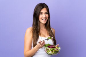 Get some healthy foods to gain weight
